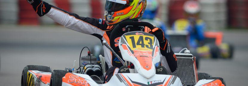 IRLANDO ALEX, KZ2, I, SODI / TM RACING / BRIDGESTONE, SODIKART, CIK-FIA International KZ2 Super Cup, WACKERSDORF, International Race, 10/09/17, © KSP Reportages