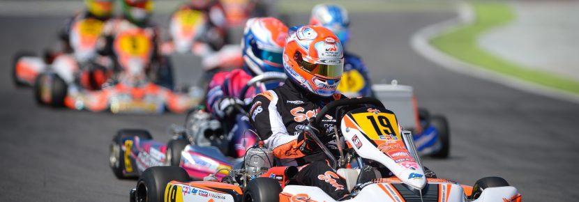 Karting, IGLESIAS JEREMY, KZ, F, SODIKART / TM / VEGA, Iglesias Jeremy, WSK - Super Master Series, Adria, Italy, International Race, © KSP Reportages