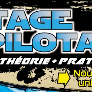Stage de pilotage Adultes