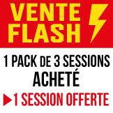 Vente Flash 3+1